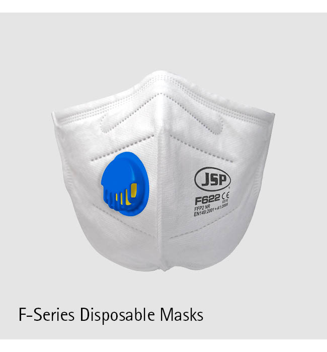 F-Series Disposable Masks